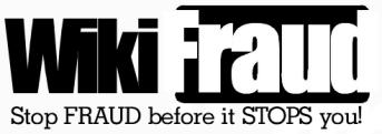 WikiFraud Logo